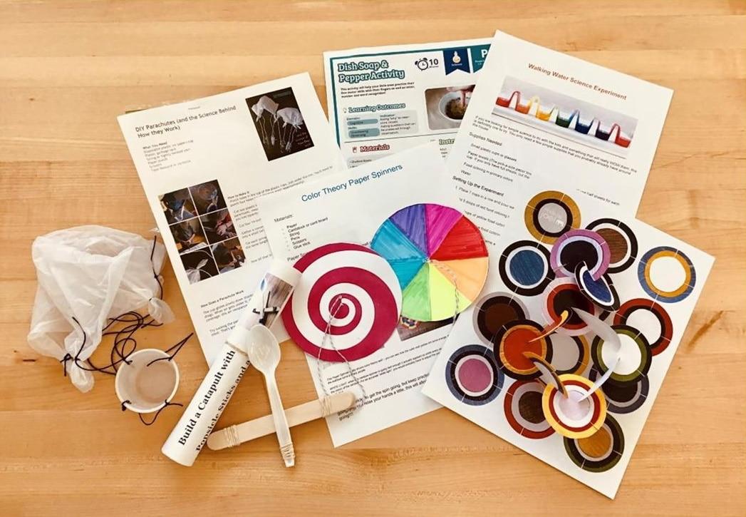 September science crafts